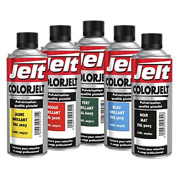 Aérosols de peinture de retouche Colorjelt Jelt