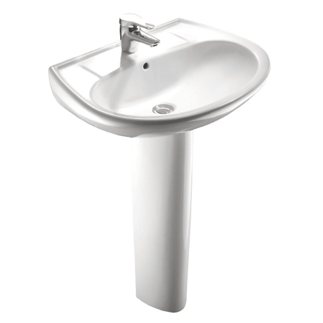 Colonne pour lavabo Brive 3 Jacob Delafon