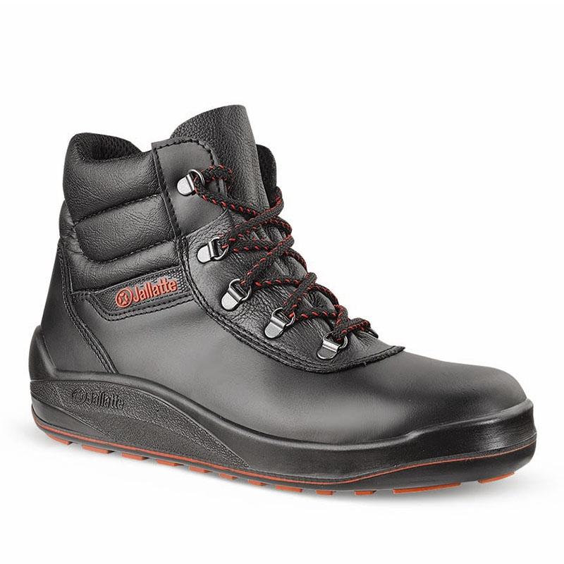 Chaussures hautes Jalmars SAS 00J0246 - Noir Jallatte