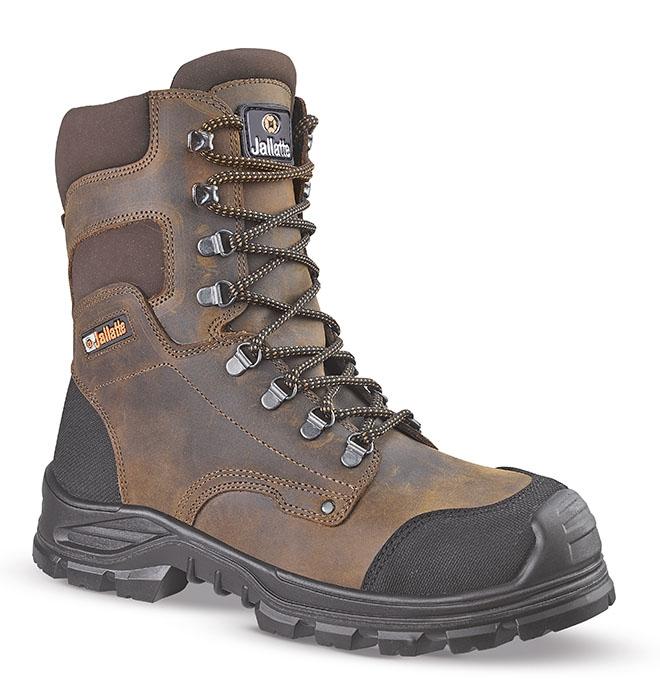 Chaussures hautes Jalsequoia SAS 00JJE42 - Marron/Noir Jallatte