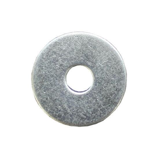 Rondelle plate extra-large LL zinguée sous coque MB Expert