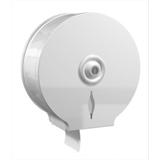 Distributeur de papier hygiènique Jumbo 400 métal blanc