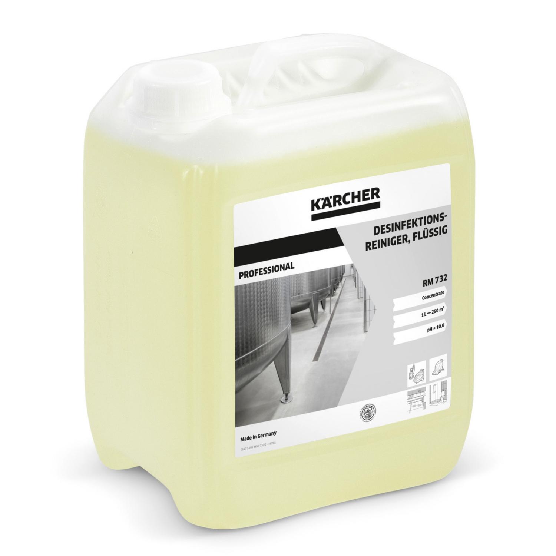 Désinfectant RM 732 - bidon de 5L Karcher