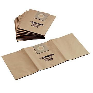 Sacs aspirateur papier pour NT 45, NT 55 et NT 611 Karcher