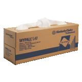 Chiffon d'essuyage blanc Wypall L40