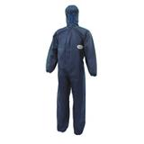 Combinaison Kleenguard A10 bleue à capuche