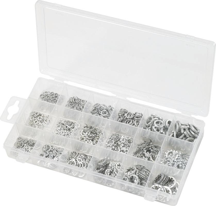 Rondelles en coffret KS Tools