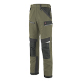 Pantalon SPANNER 1ATHUP - Kaki/Charcoal