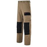 Pantalon de travail Rigger beige/noir