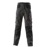 Pantalon de travail Foras gris charbon/noir
