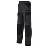 Pantalon de travail Ruler gris charcoal/noir