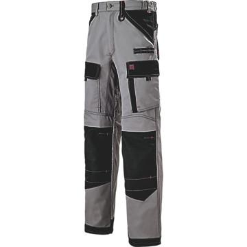 Pantalon de travail Ruler gris/noir Lafont