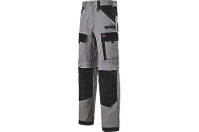 Pantalon de travail Ruler gris/noir