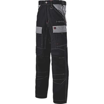 Pantalon de travail Ruler Noir/gris Lafont