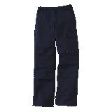 Pantalon de travail femme bleu marine Jade