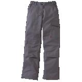 Pantalon de travail femme gris acier Jade