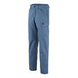 Pantalon DIOPTASE 1MINUP - Bleu metal