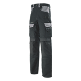 Pantalon de travail noir/gris graphiteSpanner Work Attitude