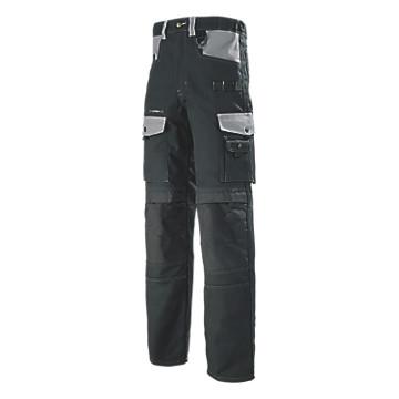 Pantalon de travail noir/gris Spanner Work Attitude Lafont