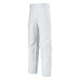 Pantalon de travail blanc Daily