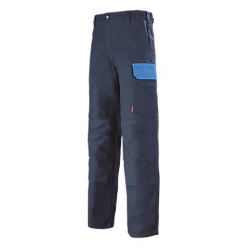 Pantalon de travail Muffler marine/azur Lafont