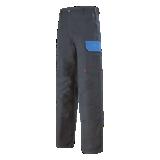 Pantalon de travail Muffler gris i/azur