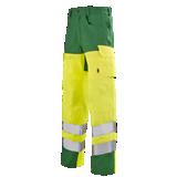 Pantalons de travail haute visibilit