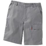 Bermuda de travail Iolite gris acier