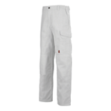 Pantalon de travail Basalte blanc