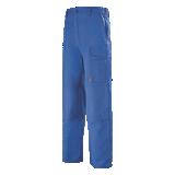 Pantalon de travail coton-polyesteri Basalte EJ 92 cm  bleu bugatti