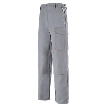Pantalon de travail gris acier Basalte Lafont
