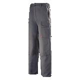 Pantalon de travail Basalte gris charcoal