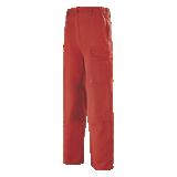Pantalon BASALTE 1MIMCP - Rouge