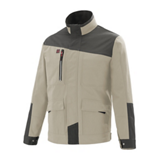 Blouson TOOL 3ATHUP - Beige/Charcoal