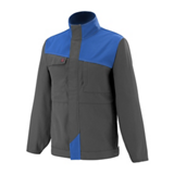 Blouson GRENAT 3COLUP - Charcoal/Azur