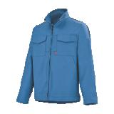 Blouson de travail bleu azur Jaspe