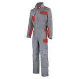 Combinaison de travail Brake gris acier/rouge