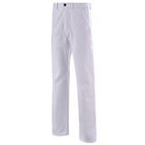 Pantalon Basic blanc
