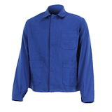 Veste Basic bleu bugatti
