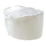 Calot de cuisine blanc Furnace