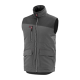 Body warmer HAMMER 9ATHUP - Acier/Charcoal