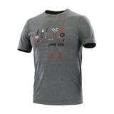 Tee-shirt PILOT CFAST - Gris charcoal