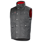 Gilet chaud de travail Shovel Work Attitude Updated noir