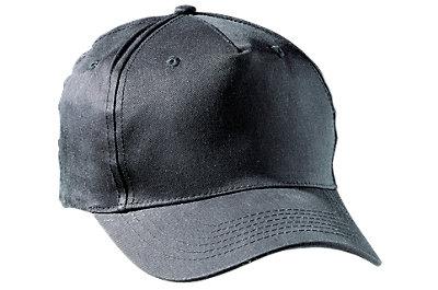 Casquette coton noir GPTF3018