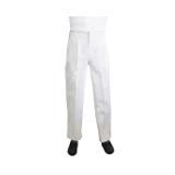Pantalon homme platrier/peintre blanc