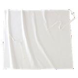 Tablier de travail à taille coton blanc Pinny