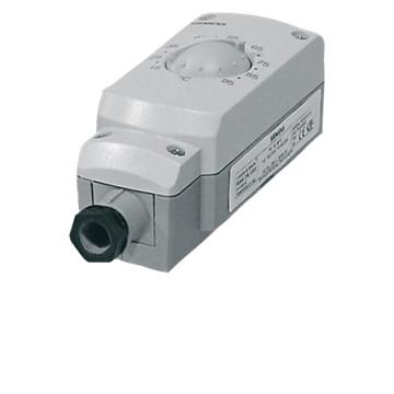 Thermostat réglage applique Siemens