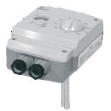 Thermostat double Siemens RAZ-ST