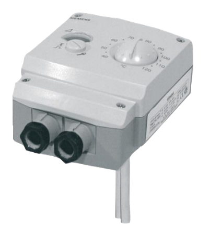 Thermostat double Siemens RAZ-ST Siemens