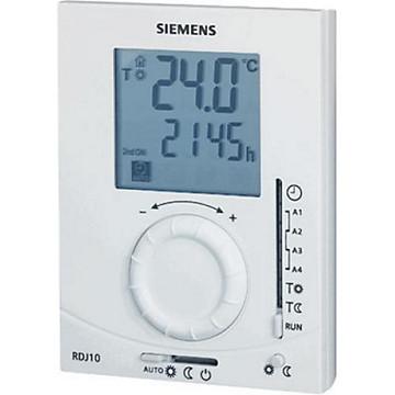 Thermostat d'ambiance RDJ10 Siemens